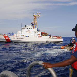 US Coast Guard Celebrates 221st Anniversary