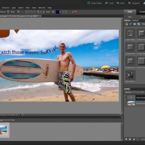 Editing your vacation videos with Adobe Premiere Elements 10
