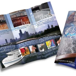 Cruising Travel Brochures