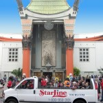 Starline Tours Finds Stars in Southern California