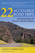 Candy Harrington's New Book About Travel For The Disabled