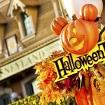 Theme Parks at Halloween