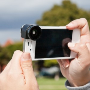 Add-on Lenses for Your Smartphone