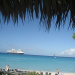 Hanging Out On Holland America Lines&#8217;s Half Moon Cay