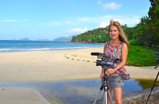 Canadian Filmmaker Bea Broda Talks About The Beauty Of The Seychelles And Wales