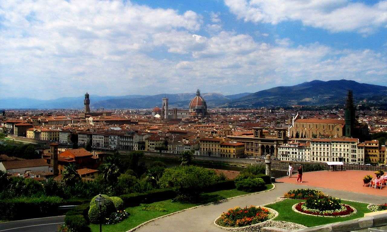 Slow Food Restaurants Florence Italy