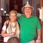 Iris And Howard Burkat Provide Exclusive And Luxurious Tours of Jewish India