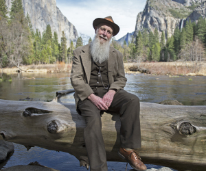 Voices From The Past Features Lee Stetson As John Muir In Yosemite