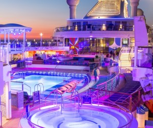 David Wishart Sails On Anthem Of The Seas And Is Impressed