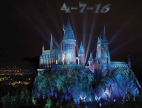 Wizarding World Harry Potter Comes to Universal Studios Hollywood in April