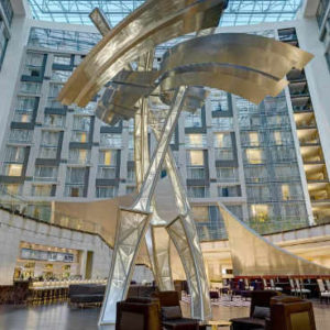 Highlights of the Washington D.C. Marriott Marquis