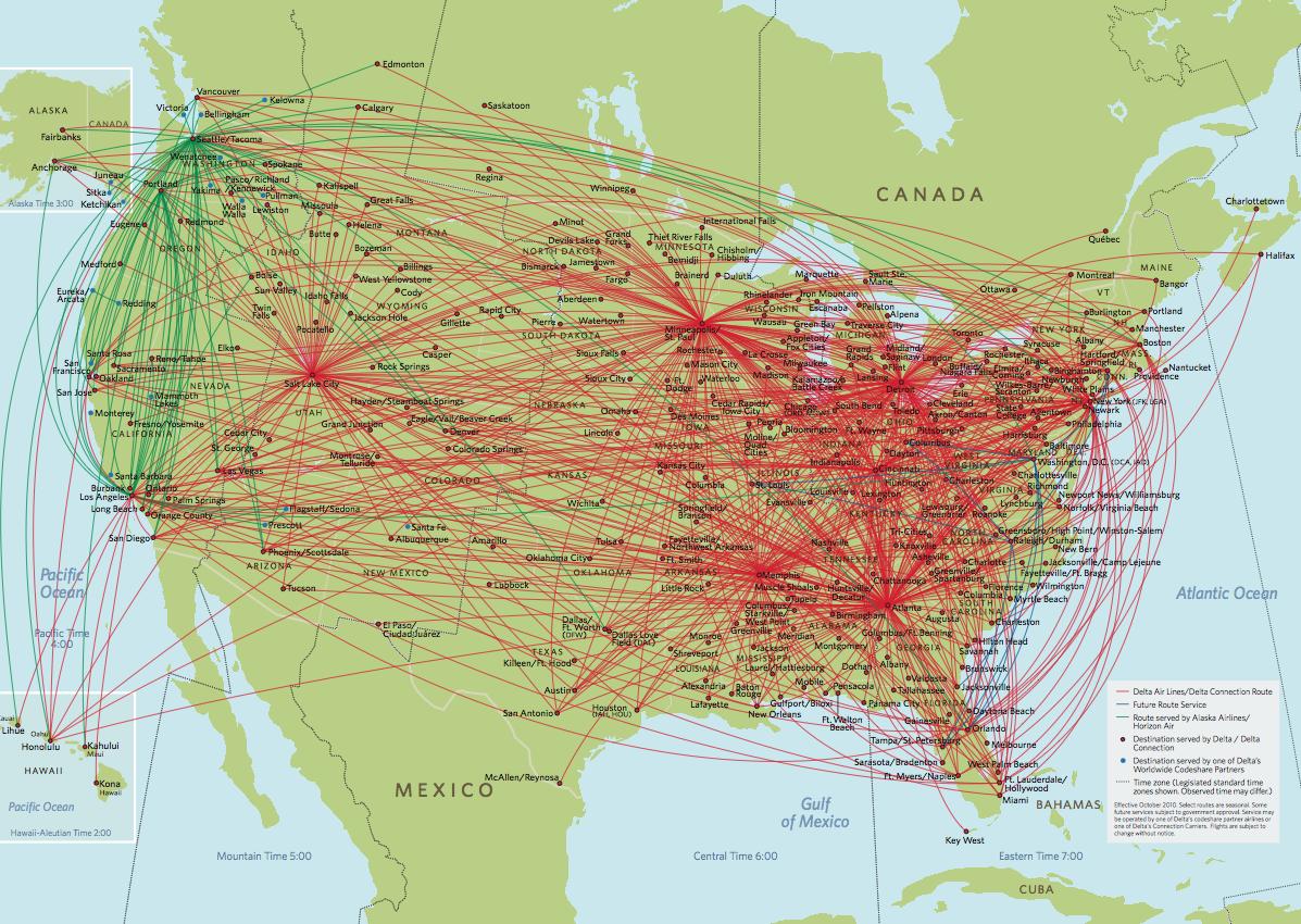 Fewer hubs limit travel options OnTravelcom