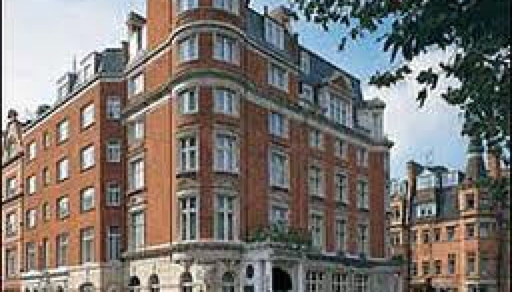 London's Cadogan Hotel Is The City's Second Oldest