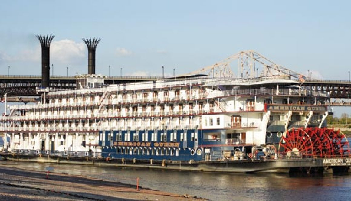 American Queen And The Romance Of Riverboating