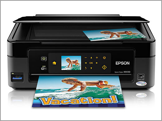 how to connect epson wireless printing
