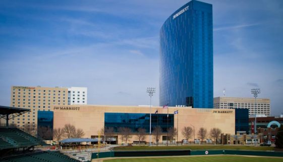 JW Marriott Indy Stars in SuperBowl