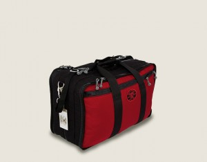 91018 Red Oxx Air Boss Carry On Bag hero