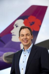 Mark Dunkerley, Hawaiian Airlines