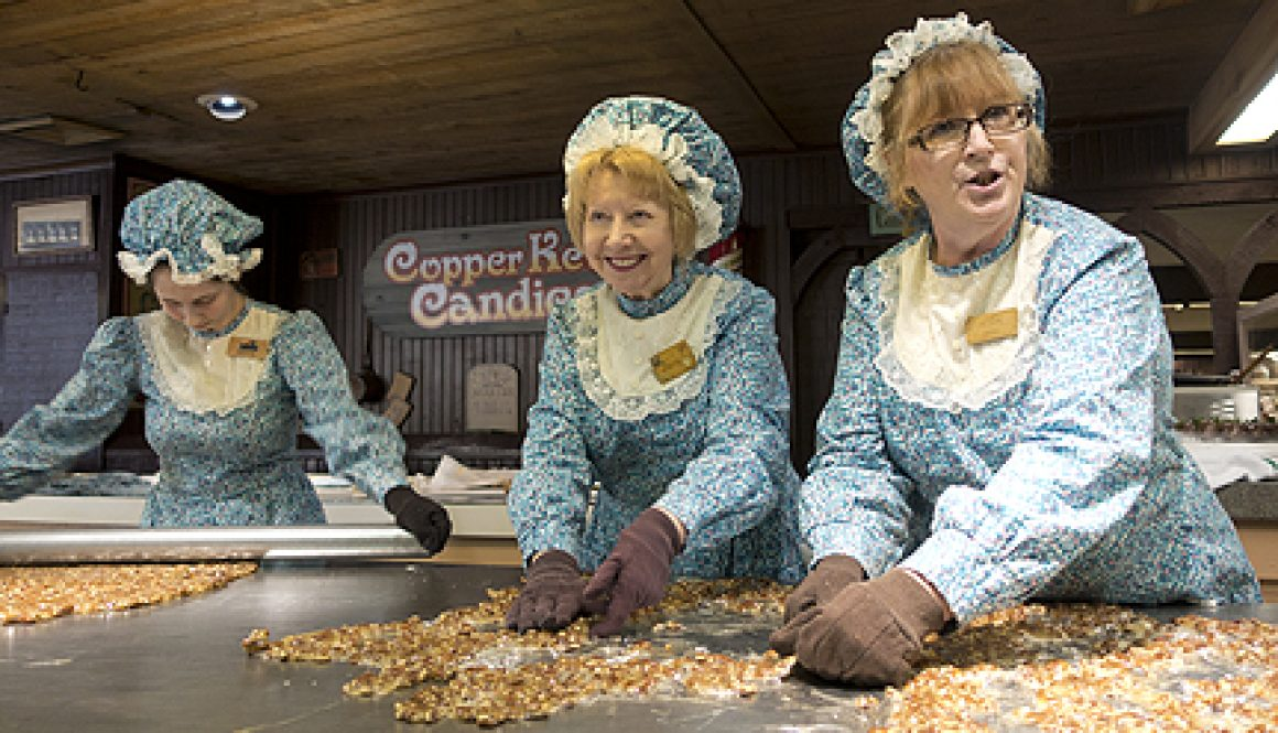Silver Dollar City - Copper Kettle Candies
