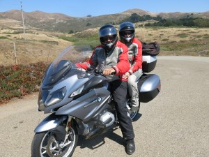 Margi&JamieMotorcycle