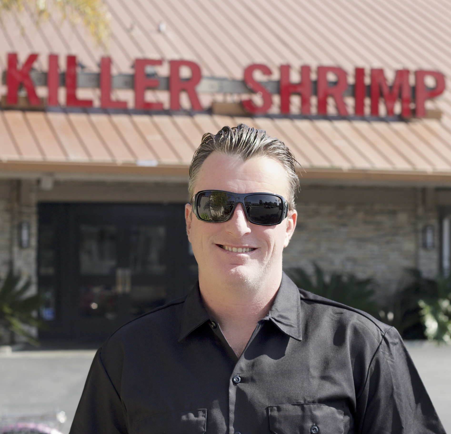 Killer Shrimp is Cool in Marina Del Rey