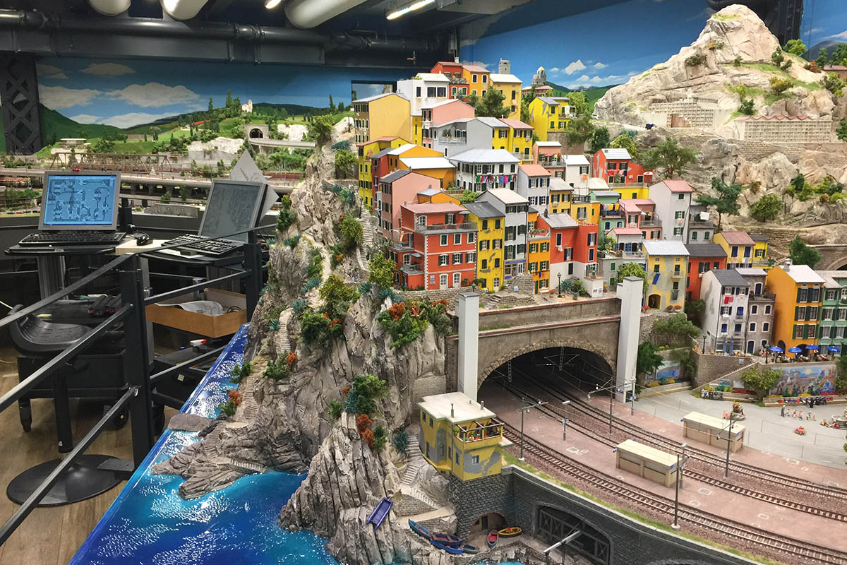 The Wunderland World In Hamburg Germany's Top Attraction