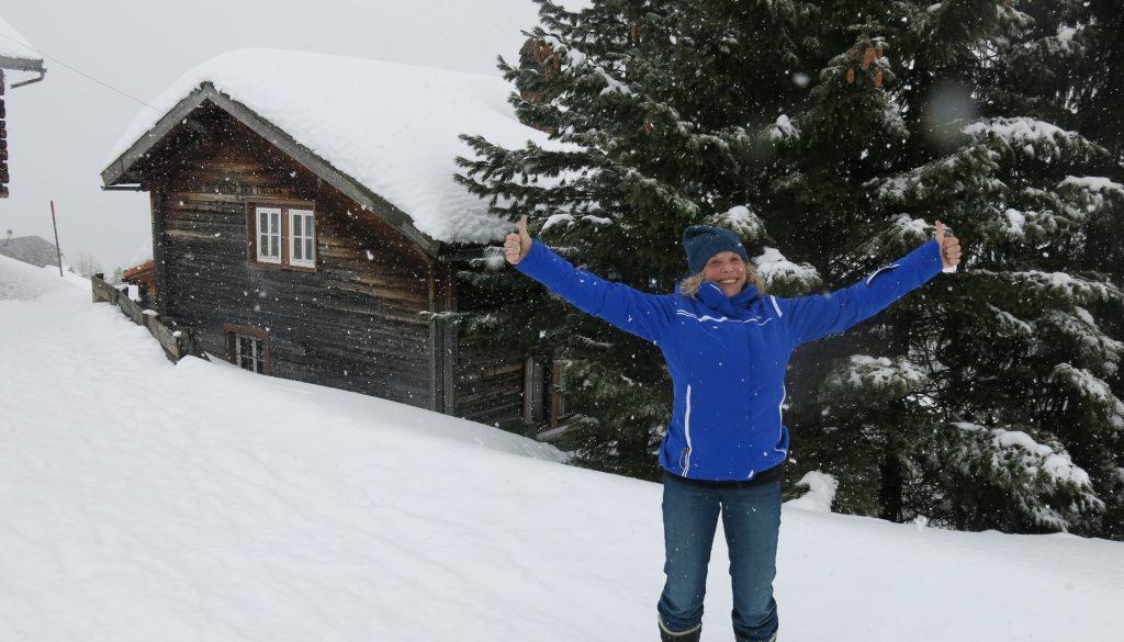 Margie Goldsmith Explores The Best Of Swiss Ski Resorts
