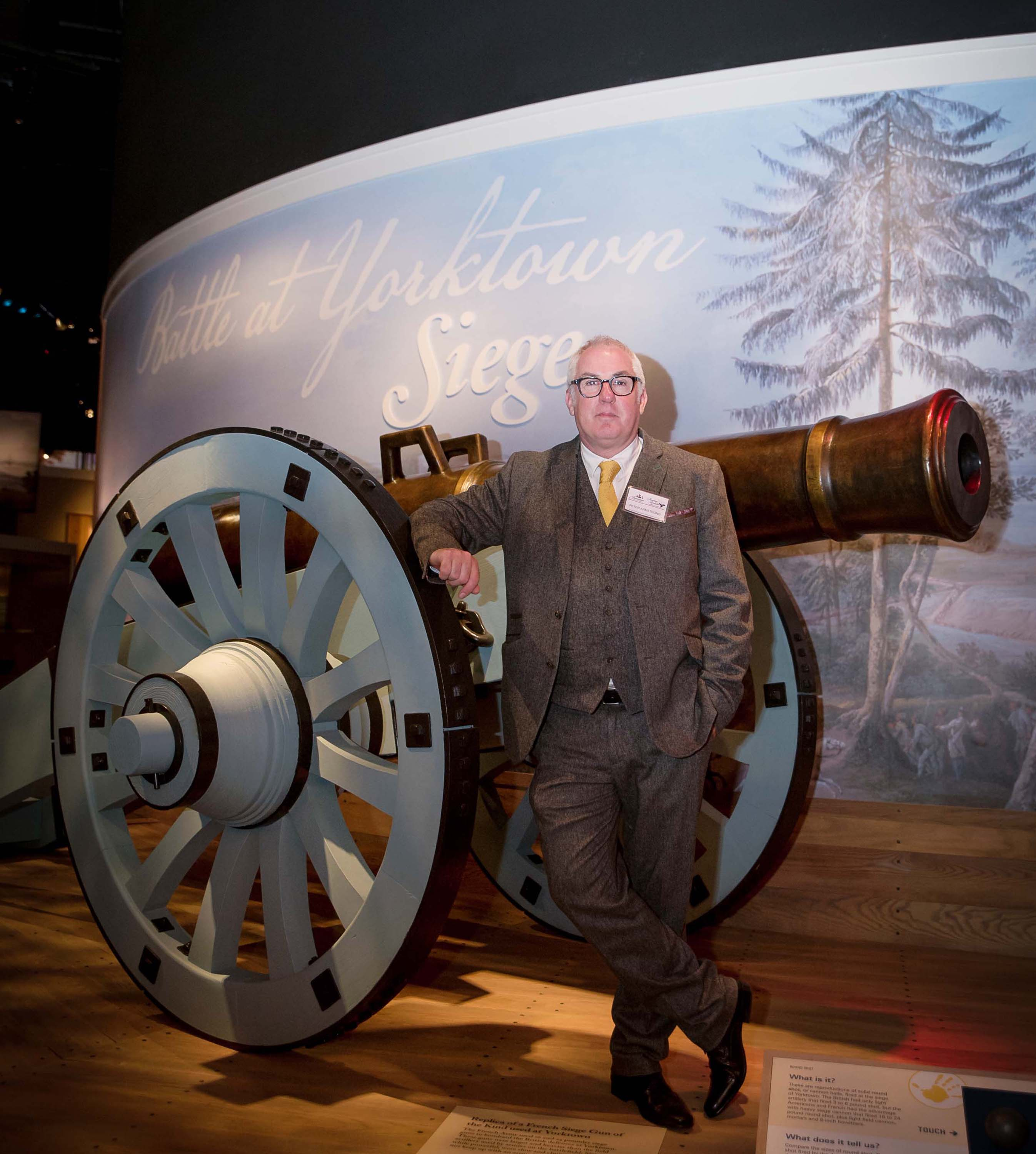 Yorktown's New Museum Brings The Battle To Life