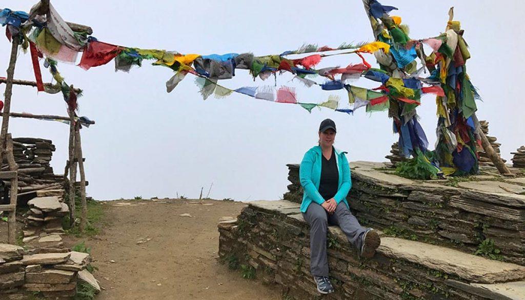Jennifer Dombrowski Nepal