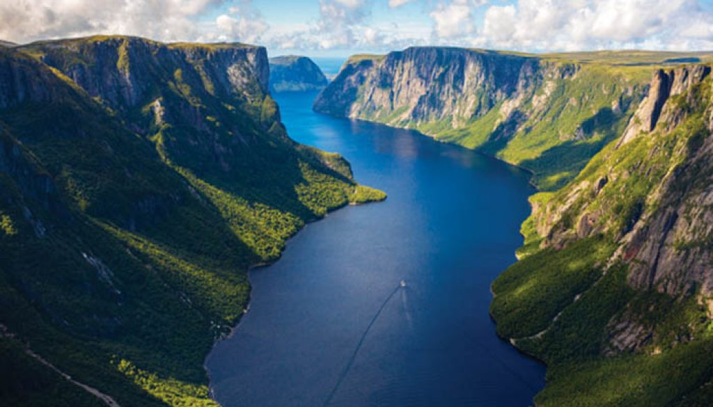 Western Brook Pond Gorge