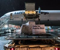 Lufthansa's Remarkable Aid To Puerto Rico After Maria