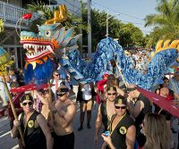 Key West Parties During Fantasy Fest Where Costumes Reign