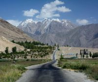 Shane Dallas: Scenery And Much More in Tajikistan