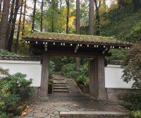 Gardens -- Portland Japanese Garden
