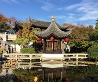 Portland Oregon's Lan Su Chinese Garden Ranks Among The Best
