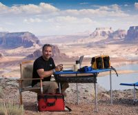 People -- Jim Markel Maker Of Red Oxx Luggage Talks Travel Tips