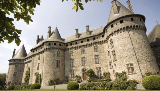 Limousin castle