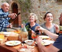 People -- Janice Wald Henderson Finds Slow Food In Italy Worth The Trip