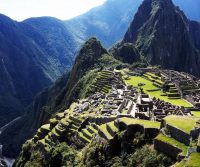 Places -- Machu Picchu Attracts Over 1.5  Million Visitors To Peru A Year