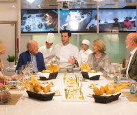 Cruising -- Exceptional World Cuisine On Viking Ocean Ships