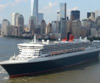 Cruises -- Queen Mary 2's Master Peter Philpott Charts A Global Course