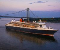 Cruises -- Amanda Reid Talks About Adventure on Board the Queen Mary 2
