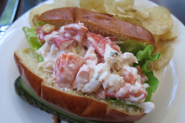 Margie Goldsmith Goes To Portland Maine And Discovers Island Life