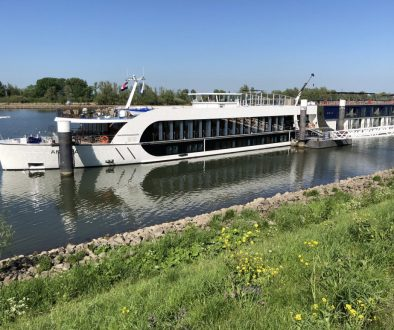 Douglas Ward talks River Cruising