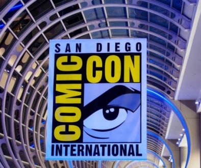 James DeRuvo Goes to Comic-Con, and some other family oriented adventures
