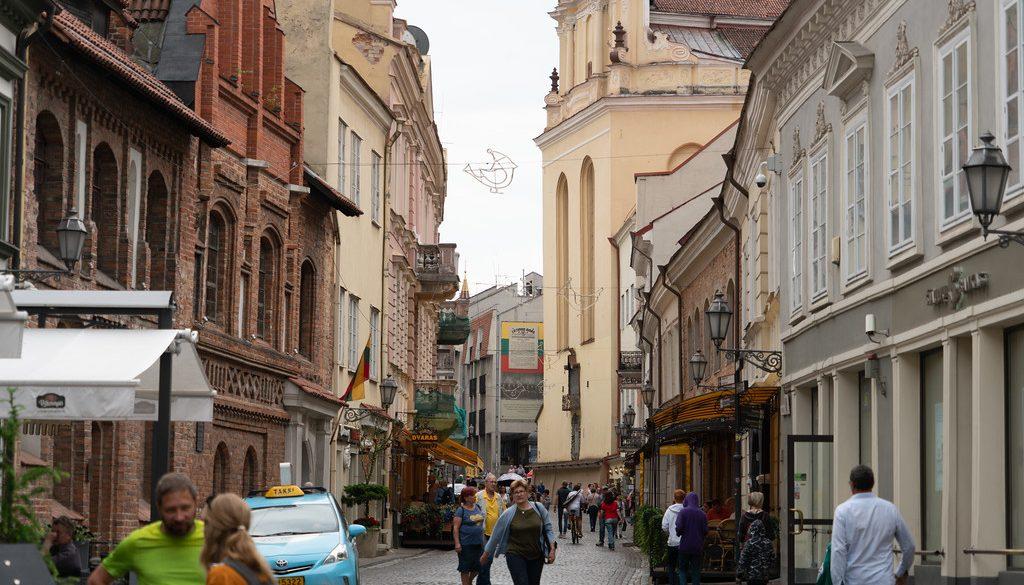 Vilnius with G Adventuers