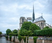 Gary Arndt Joins Paul To Discuss The Notre Dame Fire And History