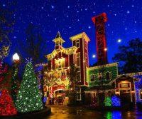Family Travel Correspondent James Deruvo On Christmas in Theme Parks