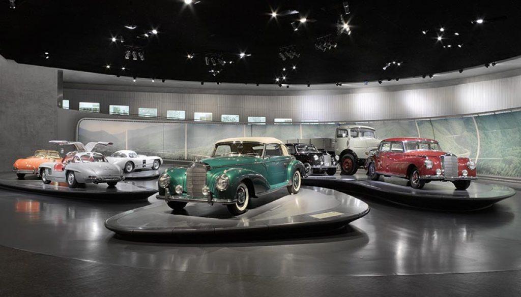 Stuttgart cars
