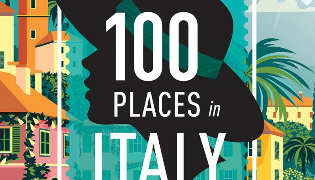 100 places italy cover